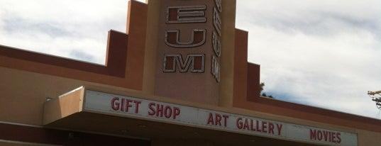 Museum Of Lone Pine Film History is one of Ann 님이 좋아한 장소.