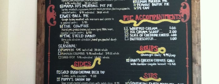 Betty's Pie Whole Saloon is one of Lieux sauvegardés par hkevinchu.