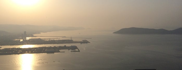 屋島城跡展望台 is one of 屋島 (Yashima).