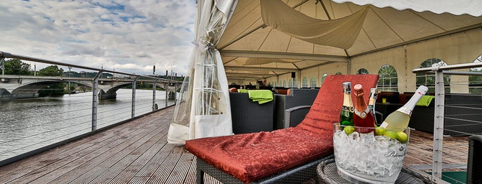 GreenYacht Hotel & Restaurant is one of To-Do in Prague I.