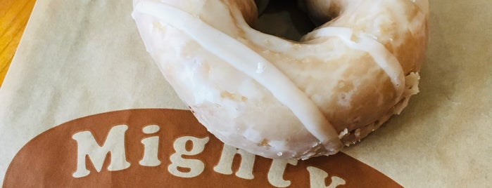 Mighty-O Donuts is one of Northwest Washington.