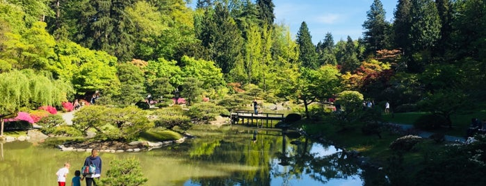Japanese Gardens is one of Locais curtidos por Toy.