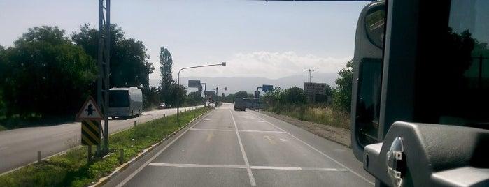Denizli - Aydın Yolu is one of themaraton.