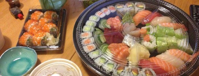 Oishi is one of Lieux qui ont plu à CM.