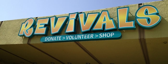 Revivals Stores is one of Palm Springs.