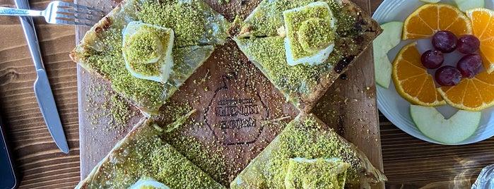 Mamikler Künefe is one of Dessert.