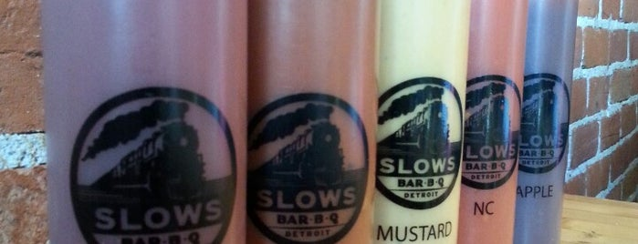 Slows Bar-B-Q is one of Places to visit in the US of A!.