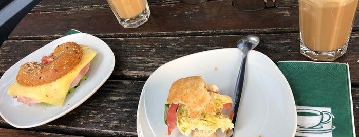 the coffee shop is one of Posti che sono piaciuti a Nikolas.