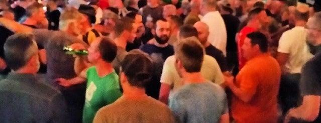 Scandals Saloon is one of Gayborhood #FortLauderdale #WiltonManors.