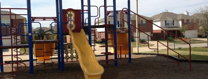 Katy Creek Ranch Pool & Playground is one of Hmm!.
