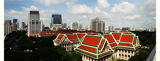 Chulalongkorn University is one of Lieux qui ont plu à Vee.