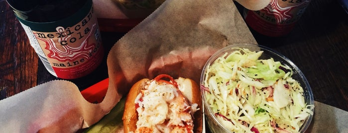 Luke's Lobster is one of Chicago restaurants 1.