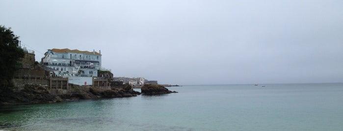 Porthminster Beach is one of Locais curtidos por Jon.