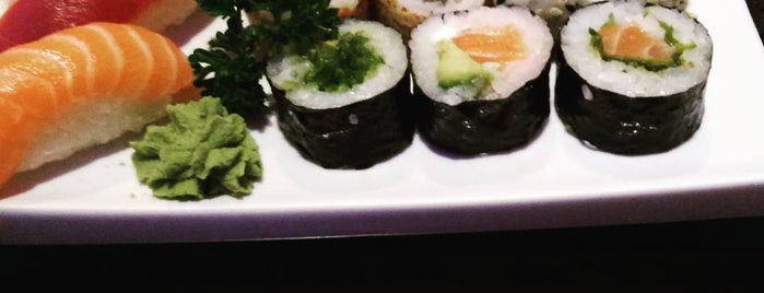 Sushi Chaki is one of Seville.