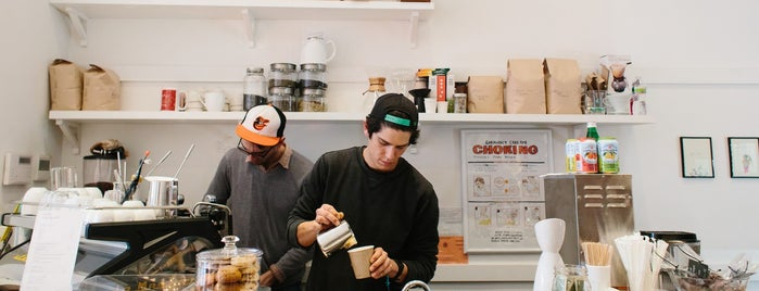 Café Integral is one of New York's Best Coffee Shops - Manhattan.