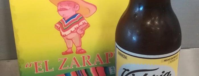 El Zarape is one of Para comer rico y barato.
