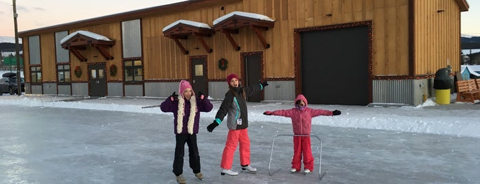 Leadville Ice Rink is one of Breck 2020.