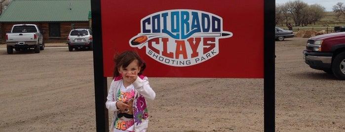 Colorado Clays is one of สถานที่ที่ Nick ถูกใจ.