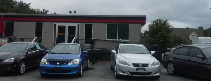 Triad Auto Solutions is one of สถานที่ที่ Manuela ถูกใจ.