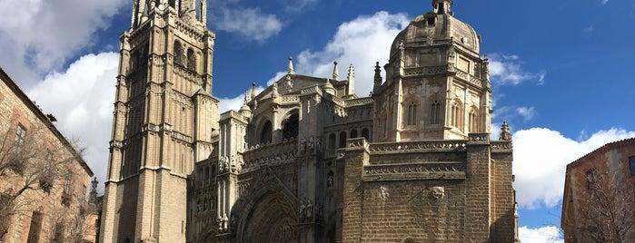 Restaurante Acropolis is one of Toledo.