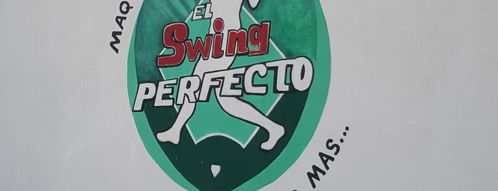 Swing Perfecto is one of Cuu.