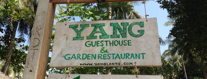 Yang Lanta is one of Koh Lanta.
