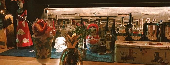 BAR HONMACHI is one of Osaka Bars.