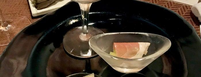 創作料理とワインのお店 上田慎一郎 is one of デート向け.