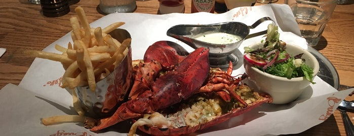 Burger & Lobster is one of New York City.