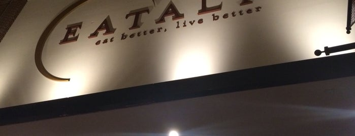 Eataly is one of Chicago To-Do.