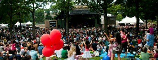 Prospect Park Bandshell / Celebrate Brooklyn! is one of Top 20 Free Things to Do in NYC.