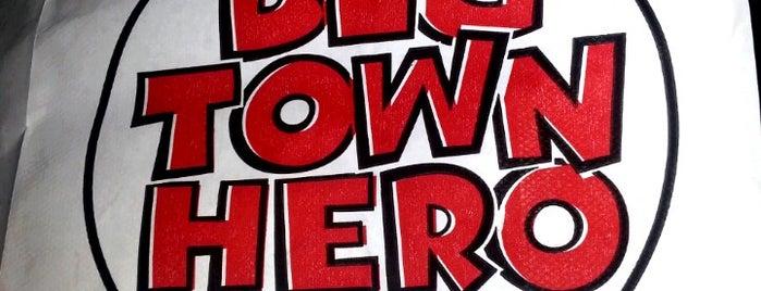 Big Town Hero is one of Food & Drink.