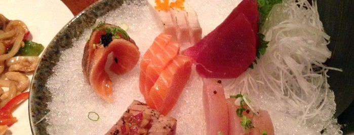 Wasabi Chi is one of 25 Top Sushi Spots in the U.S..