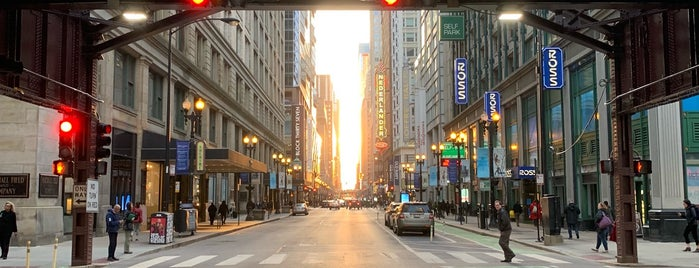 Chicago Theater District is one of Illinois's Greatest Places AIA.