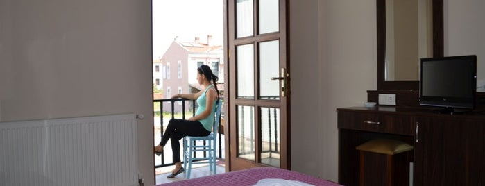 Cunda Selene Otel is one of hotels 2.