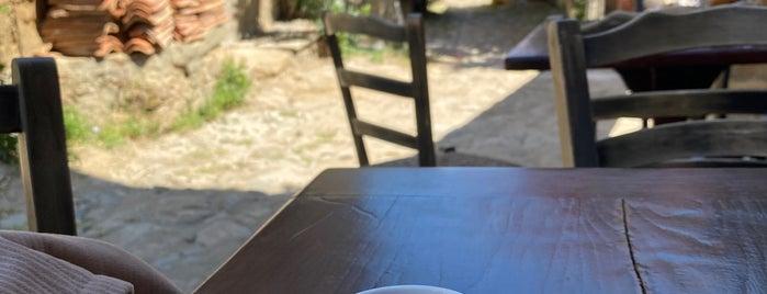 Panayot Usta'nın Kahvesi is one of My favorite places.