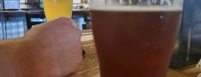 Four Seasons Brewing is one of Cupcakes and Beer.