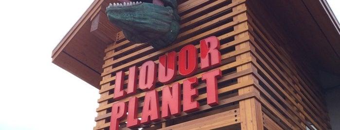 Liquor Planet is one of สถานที่ที่ Buck ถูกใจ.