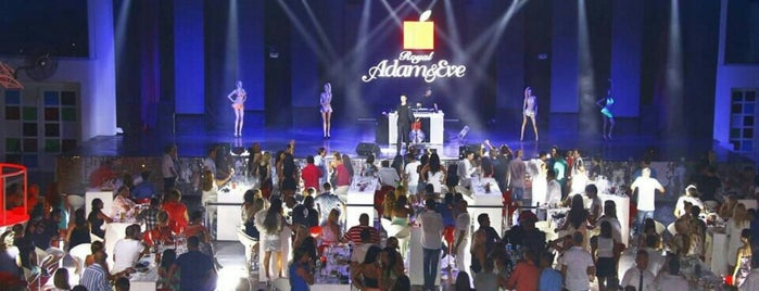 Royal Adam&Eve Show center is one of Antalya.