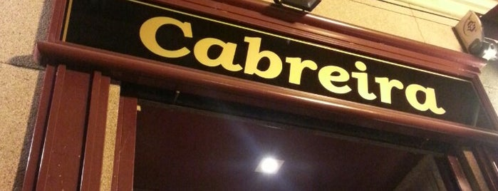 Cabreira is one of Terrazas pie de calle Madrid.