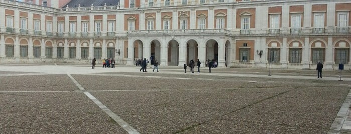Palacio Real de Aranjuez is one of Mark : понравившиеся места.