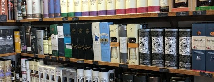 Aberdeen Whisky Shop is one of Aberdeen.