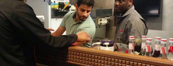 The Red Ice Cream is one of Lugares favoritos de Ahmad.