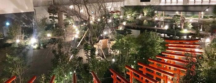 空庭温泉 OSAKA BAY TOWER is one of 訪れた温泉施設.