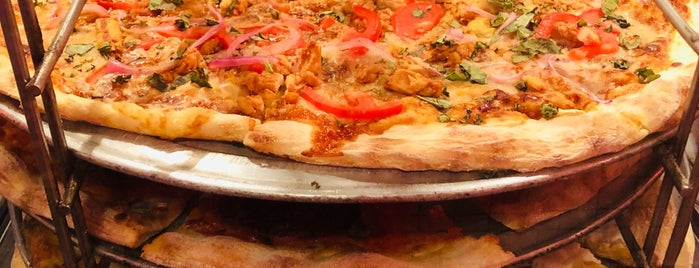 Mulberry Street Pizzeria is one of LA.