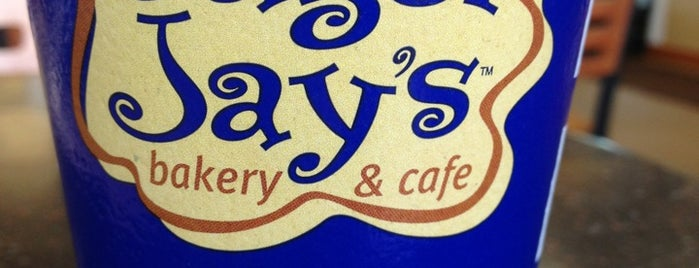Bagel Jay's is one of Christopherさんの保存済みスポット.