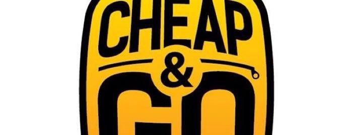 Cheap&GO is one of Lugares favoritos de Жека.