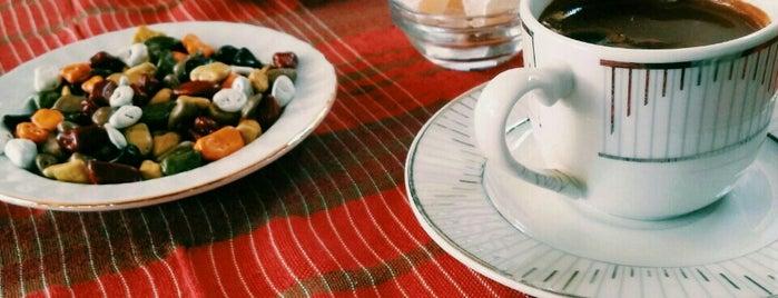 Gül Cafe is one of Posti che sono piaciuti a IŞIK 🌝🌚.