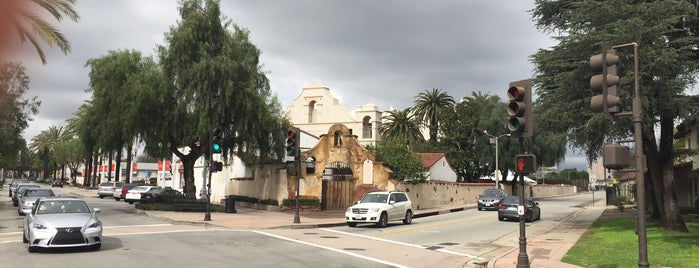 San Gabriel Mission District is one of 2018 LA Trip.