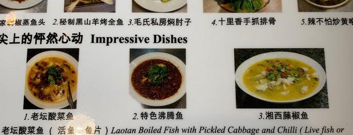 WOJIA Hunan Cuisine is one of SF Chronicle.